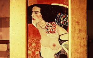 Klimt - Judith II (Salome) 1909. Photo © Alamy